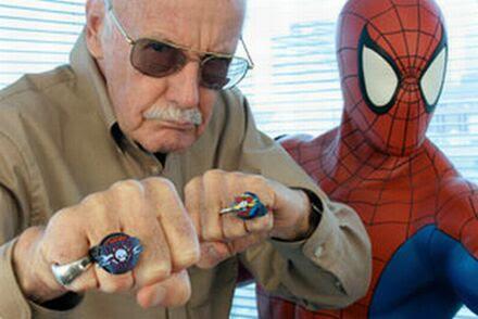 Stan Lee, o Criador da Lenda