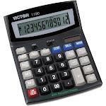 Victor 1190 Executive Desktop Calculator 12-Digit LCD