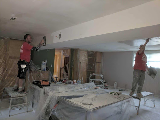 How to Choose the Best Popcorn Ceiling Removal Services
