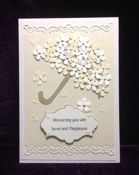 Wedding shower card to create a graceful wedding card