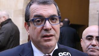 El conseller d'Interior, Jordi Jané (ACN)