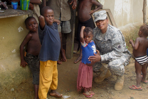 091217 2 Liberia Security Sector Reform Sgt, 1st Class Dedraf Blash