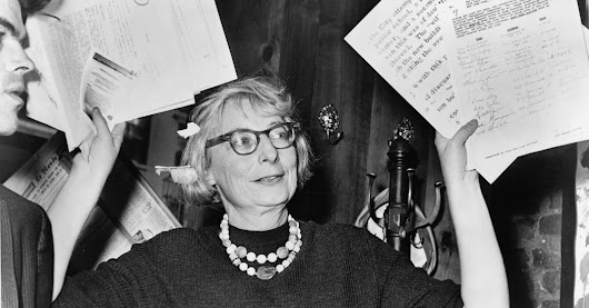 Review: Jacobs and Moses Star in 'Citizen Jane: Battle for the City' - The New York Times