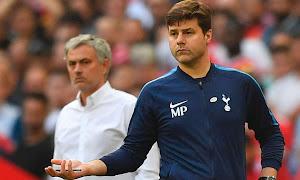 Manchester United's Jose Mourinho 'inspirational' to other managers - Mauricio Pochettino