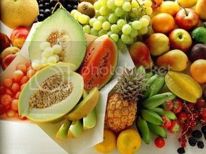Fruits For Diet Containing High Fiber