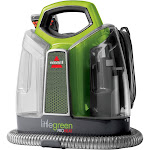 Bissell Little Green ProHeat 5207G Handheld Carpet Washer - Bagless - Titanium/ChaCha lime