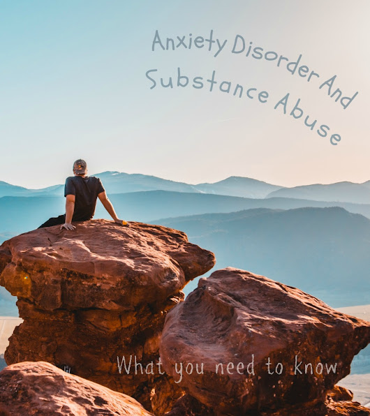 What No One Tells You About Anxiety Disorder and Substance Abuse
