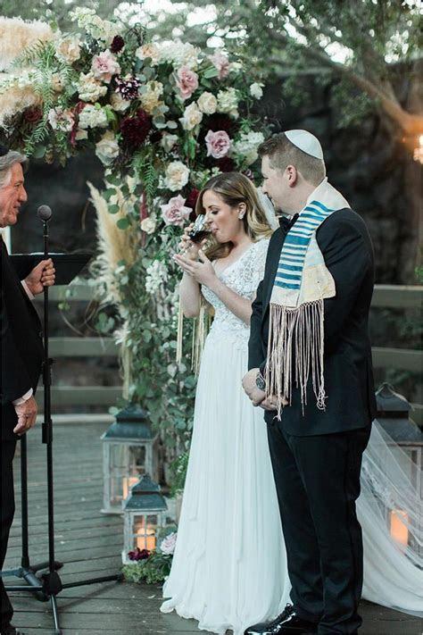 This Marsala Hued Malibu Wedding At Calamigos Ranch Will
