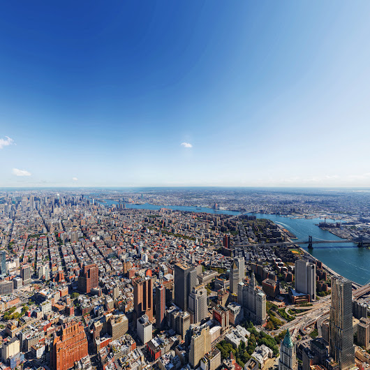 Time Magazine | Gigapan | 1 World Trade Center