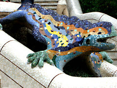 Dragon @ Parc Güell