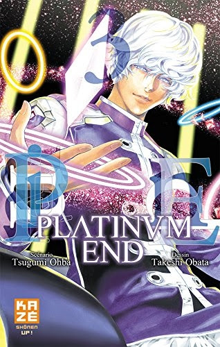 Couverture Platinum end, tome 3