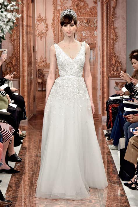 New York Bridal Fashion Week: Best Wedding Dress Trends