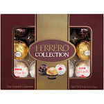 Ferrero Collection Confections, Fine Assorted - 4.6 oz