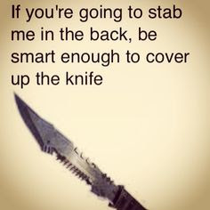 Pictures Of Stabbed In The Back Quotes Kidskunstinfo