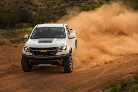 Some Chevrolet Colorado ZR2 Owners Are Experiencing Off-Road Airbag Deployment