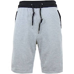 Men's French Terry Shorts with Contrast Trim