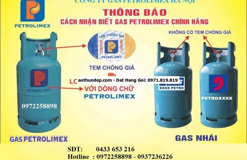 [PHÂN BIỆT GASPETROLIMEX VÀ GAS PETRO - Đại lý Gas