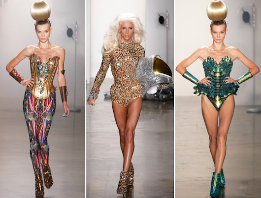 Charitybuzz: 2 Tickets & VIP Backstage Passes to the Blonds Fashion Sh... - Lot 1357800