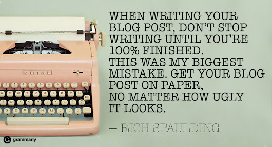 16 Blogging Tips for Beginning Writers