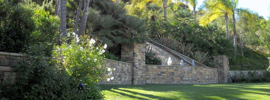 Property Maintenance Landscape Design Santa Barbara Ca