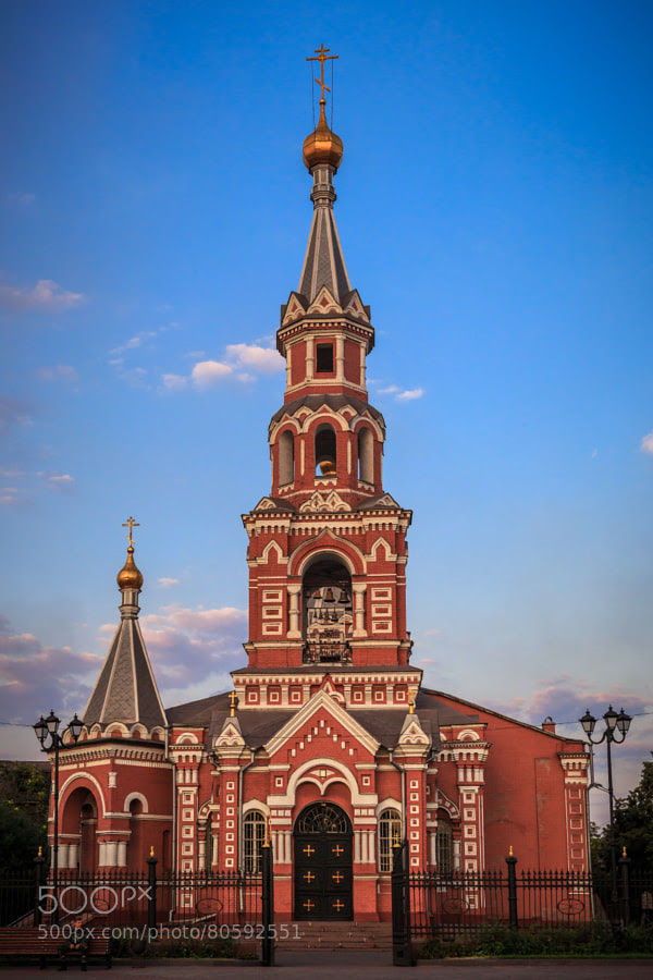 Photograph St. Nicholas Church by Andrey Serbovets on 500px