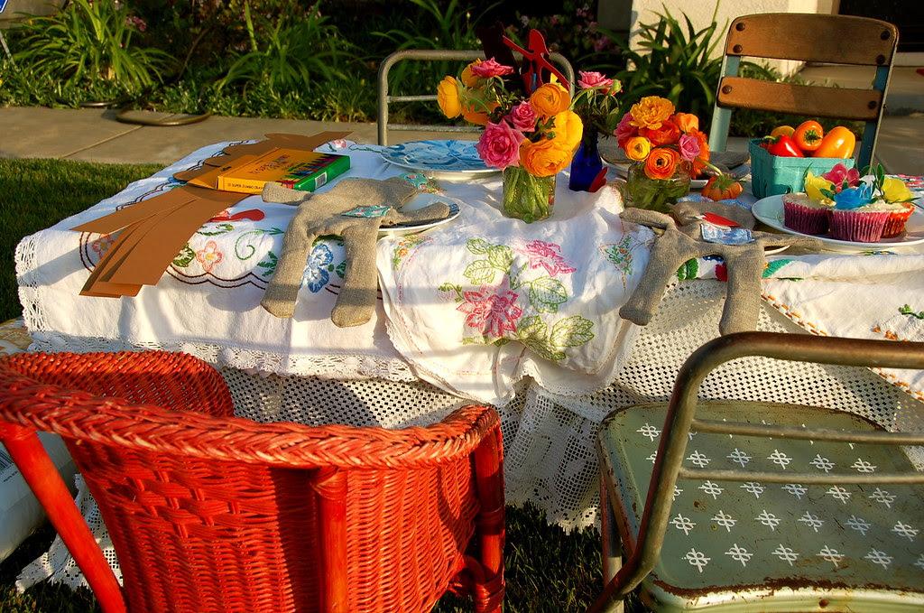 goldilocks table