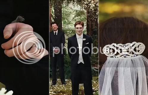 Breaking Dawn Part 1: Wedding Details