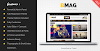 BMAG v2.1.1 - Magazine Responsive Blogger Template