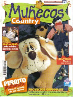 Muñecos Country 6