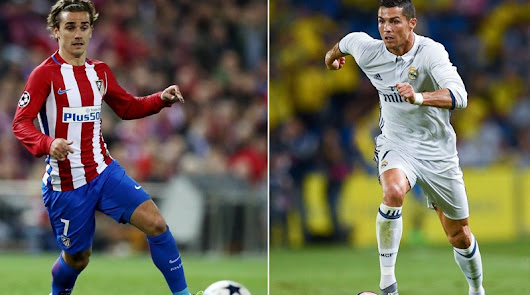 Real Madrid vs Atletico Madrid: A derby clash to decide spot in final * Top-soccer
