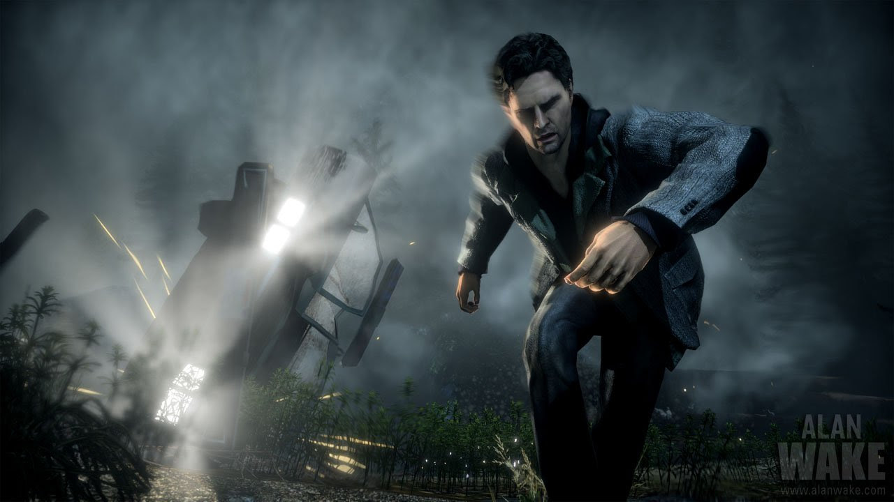 Watch Sam Lake dissect all of Remedy's games screenshot