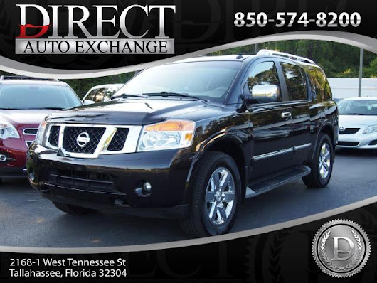 Used 2011 Nissan Armada for Sale in Tallahassee FL 32304 Direct Auto Exchange