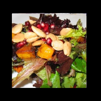 Not Mine - Squash Salad