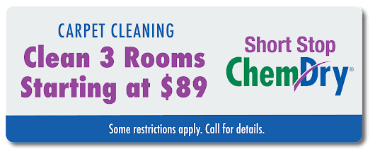Detroit Carpet Cleaning Coupons - Short Stop Chem-Dry