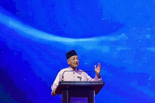 Pelabur asing mula kembali - Tun Mahathir