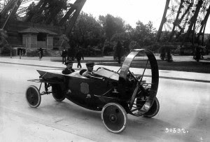 Propeller Driven Car, c 1910s (2)