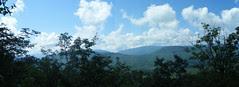 Blackhead Range Panorama 1