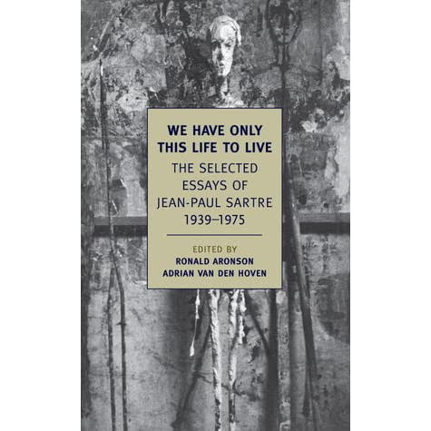 Glenn Russell (Philadelphia, PA)'s review of We Have Only This Life to Live