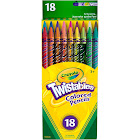 Crayola Twistables Colored Pencils - 18 count