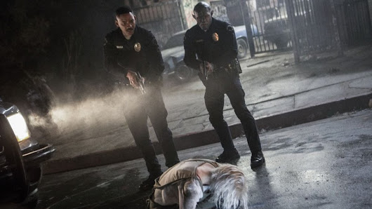 Netflix Unleashes a Fantastic New Trailer For The Fantasy Action Cop Thriller BRIGHT