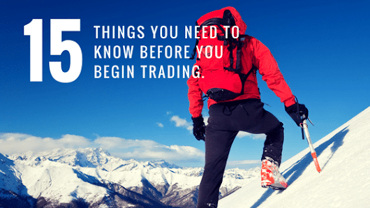 Stock Trading for Dummies - 15 Things You Need to Know