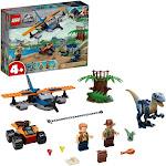 LEGO - Jurassic World Velociraptor: Biplane Rescue Mission 75942