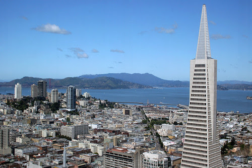 Image Transamerica Pyramid © Agus Sutanto for new article in my new Blog¡¡¡