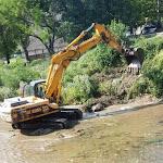 Община Дупница започна традиционното прочистване на речните корита - Кюстендил - DarikNews
