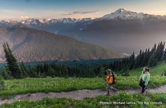 Wild Heart of the Glacier Peak Wilderness: Backpacking the Spider Gap-Buck Creek Pass Loop | The Big Outside