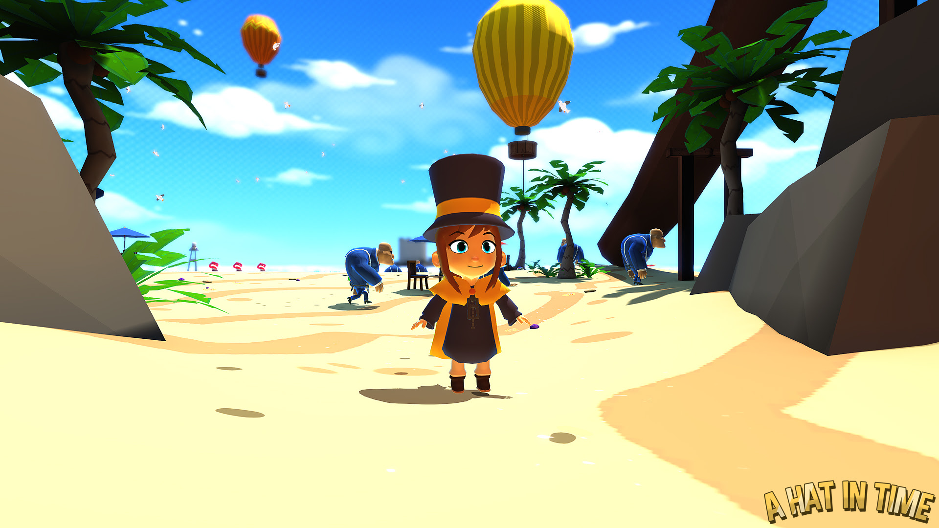 Exclusive Jonas Kaerlev Talks A Hat In Time And His Inspirations