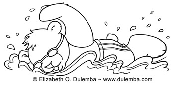 dltk coloring pages olympics swimmers - photo#4