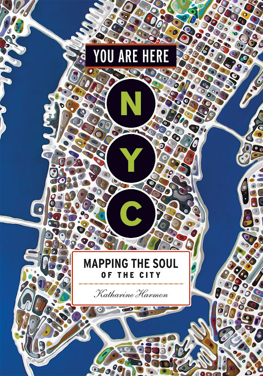 You Are Here: 400 Years Of Beautiful NYC Maps
