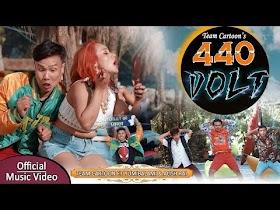440 Volt (Lyrics Nepali)