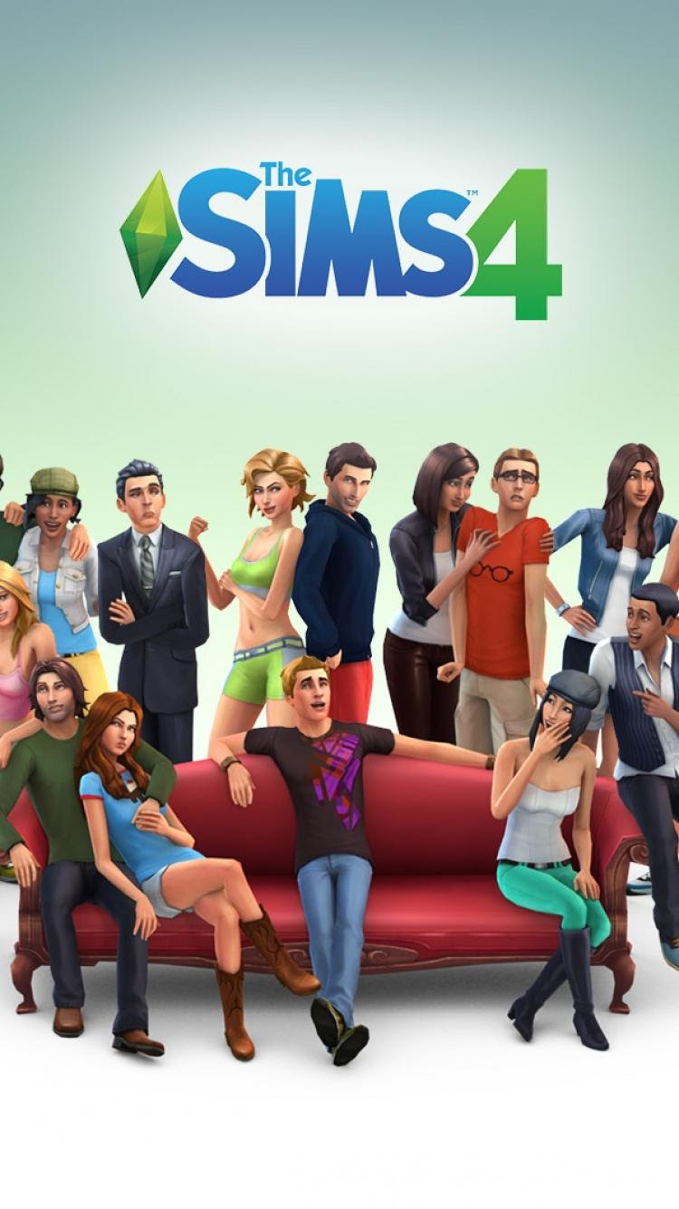 Sims 4 Wallpaper For Mobile 25 Wallpapers Adorable Wallpapers